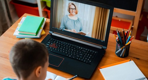 Virtual Classroom Setups for Teaching Online
