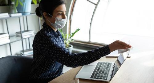 Adapter votre bureau aux nouvelles réglementations liées à la COVID-19