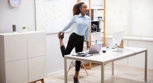Conseils ergonomiques pour les postes de travail à domicile