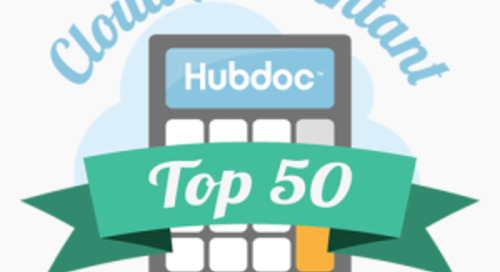 Announcing the Top 50 Cloud Accountants of 2014 (North America)