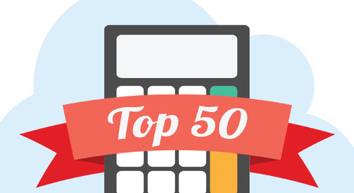 Announcing the Top 50 Cloud Accountants of 2015 (North America)
