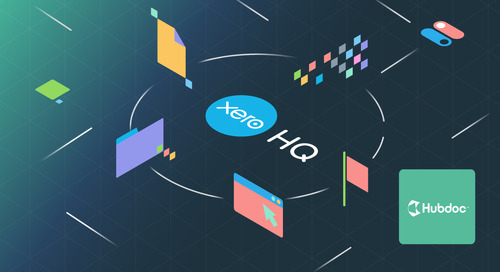 Bookkeeping Made Easier: Introducing Hubdoc's Integration with Xero HQ