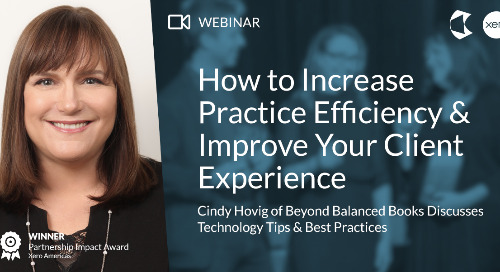 How to Increase Practice Efficiency & Improve Your Client Experience