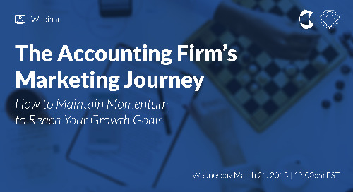 The Accounting Firm's Marketing Journey
