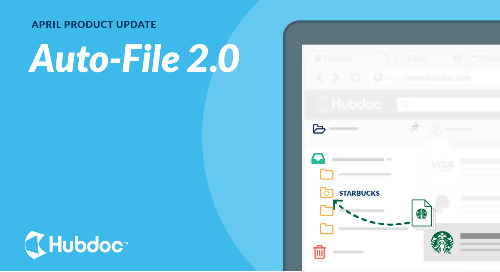 April Product Update: Auto-File 2.0