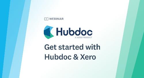 [AUSTRALIA] Getting Started with Hubdoc & Xero