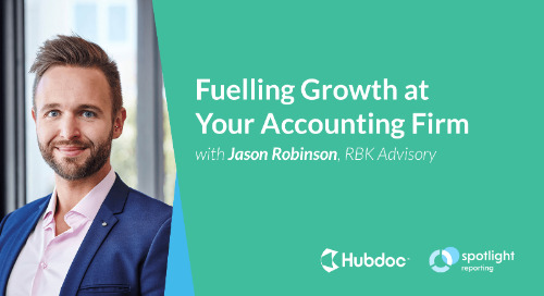 Fuelling Growth at Your Accounting Firm with Jason Robinson of RBK Advisory [AU]