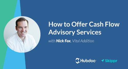 How to Offer Cash Flow Advisory Services