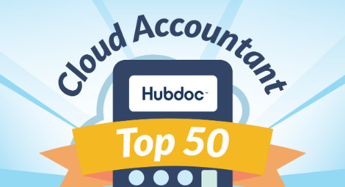 Announcing the Top 50 Cloud Accountants of 2018 (North America)