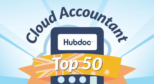 Announcing the Top 50 Cloud Accountants of 2018 (Australia)