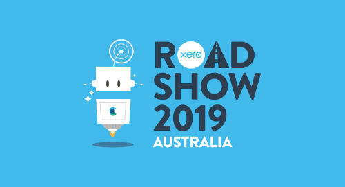 On the Road Again: Xero Roadshow Australia 2019