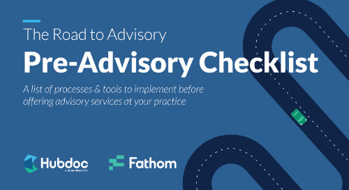 Pre-Advisory Checklist