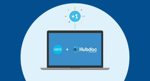 Introducing Hubdoc as Part of the Xero Partner Program