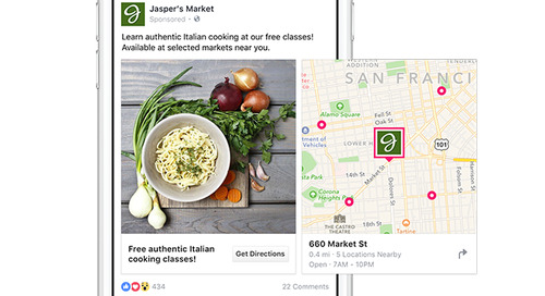 Facebook Will Track Whether Ads Lead to Store Visits and Offline Purchases