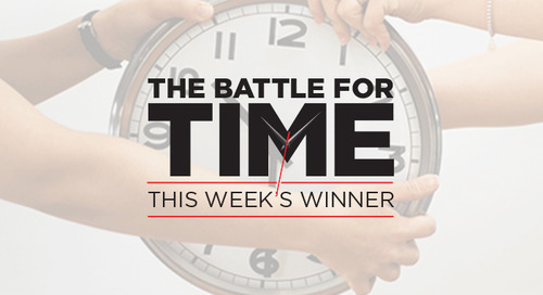 The Battle for Time - Week of October 30