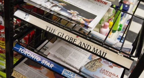 Newspaper Advertising Outpaces Readership