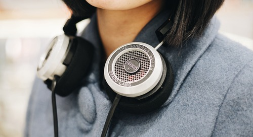 21 Podcasts to Help You Up Your Game
