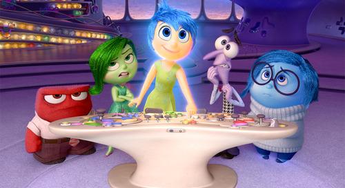 Brain Chatter: Pixar's The Art of Storytelling
