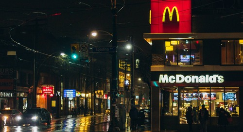 Brain Chatter: Who Will Follow in McDonald's Unbranded Footsteps?