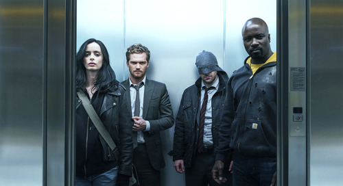 Brian Chatter: The Marvel Universe, As Told on Netflix