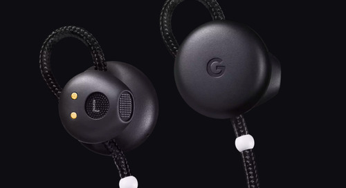 Brain Chatter: Translating Google's New Pixel Buds
