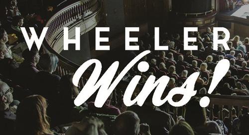 "Success Stories: Wheeler Opera House ""Wheeler Wins!"" Memberships"