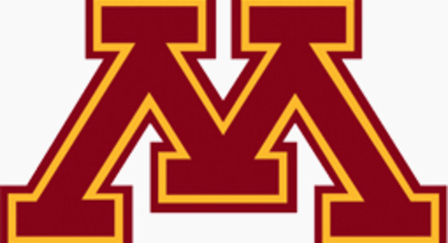 University of Minnesota sells it together...and it pays off.