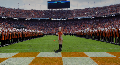 University of Tennessee Selects AudienceView as Fan Engagement Partner
