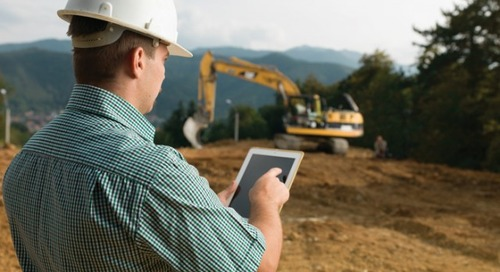"""In The News"" - The Key to Connectivity – Unlocking the Full Potential of Mobile Technology in Construction"