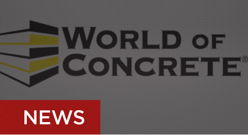 B2W to Demonstrate New Scheduling Solution, Heavy Construction Platform at World of Concrete