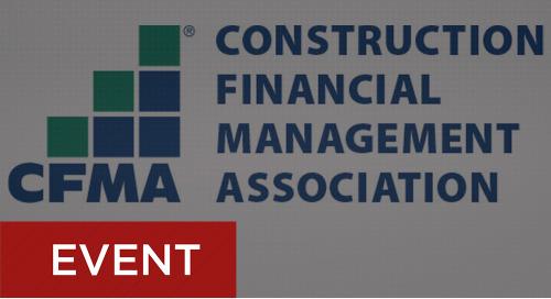 CFMA Virtual Conference - June 22-26, 2020