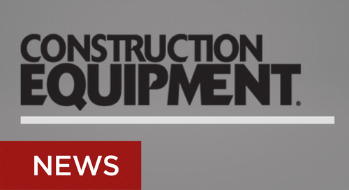 B2W Inform Mobile App Earns Construction Industry Award