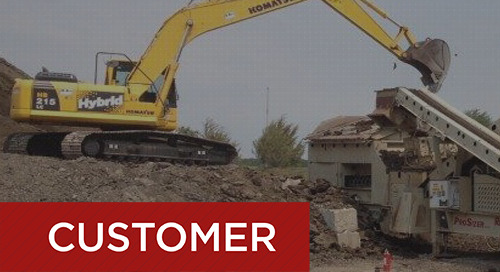 R.D. Johnson Excavating Able to Bid Larger Projects