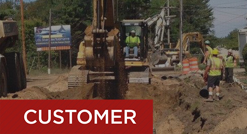 Brenner Excavating Ditches Spreadsheets for B2W Estimate