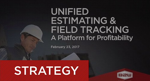 Are Your Profit Projections Being Met in the Field?