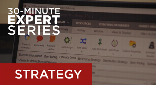 June 20: B2W Estimate Shortcuts and Best Practices