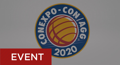 CONEXPO-CON/AGG - March 10-14, 2020