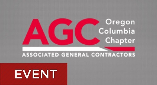 AGC Oregon Summer Convention August 8-10
