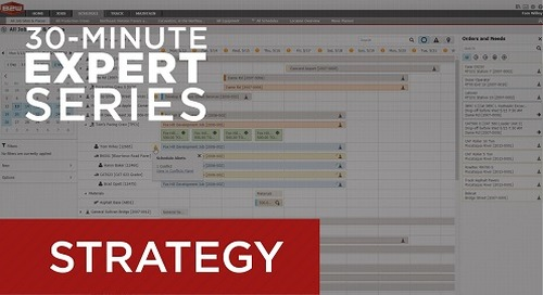 Oct. 24: Save Time by Building Role-specific Views in B2W Schedule