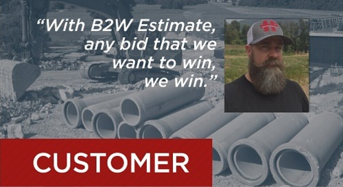 B2W Estimate: Big Advantages Over Excel at Hyatt Pipeline