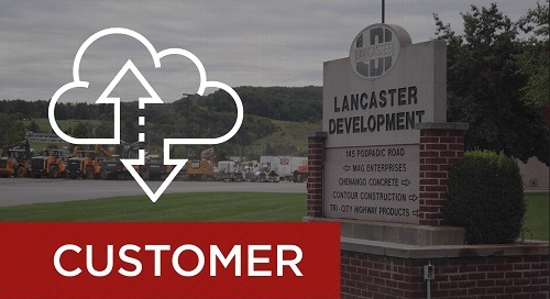 Lancaster Development: ONE Platform on the B2W Cloud
