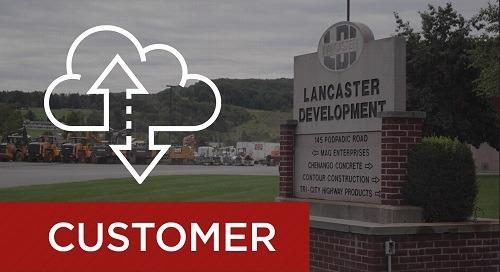 Lancaster Development: ONE Platform on the B2W Cloud