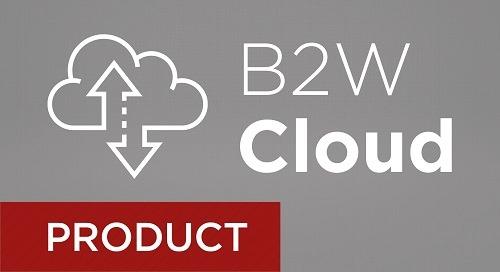 B2W Cloud: Cloud-based Construction Software