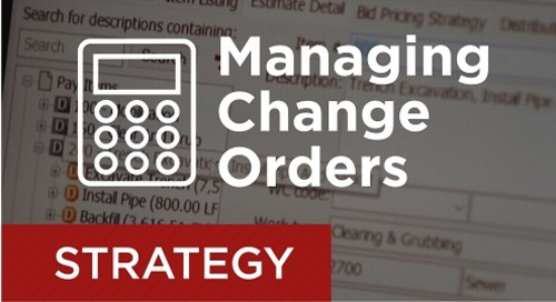 Recorded Webcast – Protect Profits with Change Order Management