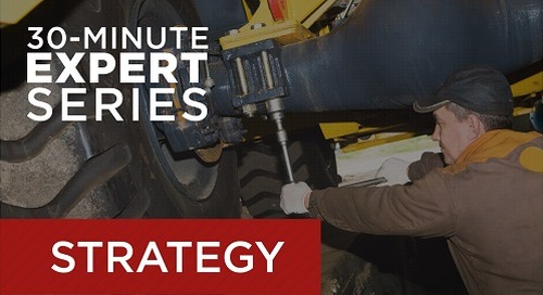 Webcast Nov. 19 - Using Maintenance Codes to Drive Better Reporting