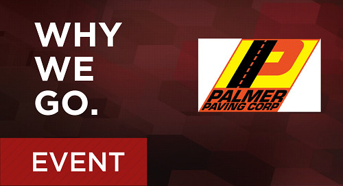 Palmer Paving on the Merits of the B2W User Conference