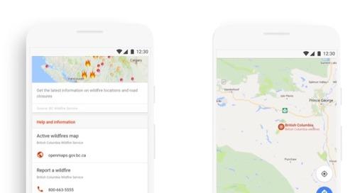 First look at Google SOS Alerts