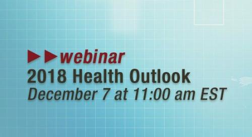 Webinar: iJET 2018 Health Outlook