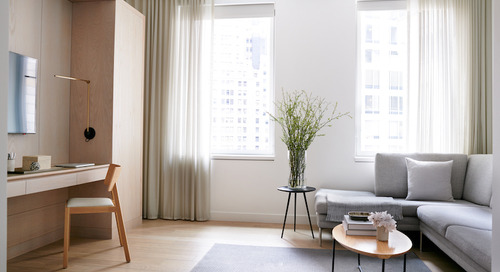 As travelers flock to Downtown NYC, AKA Wall Street is a top extended stay option