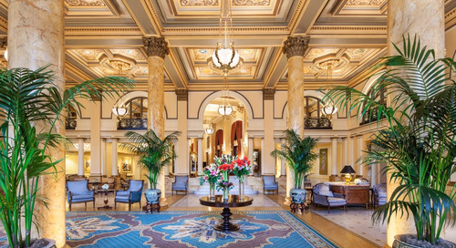 The Willard InterContinental Unveils Newly Redesigned Guestrooms & Suites